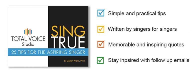 ebook for singers