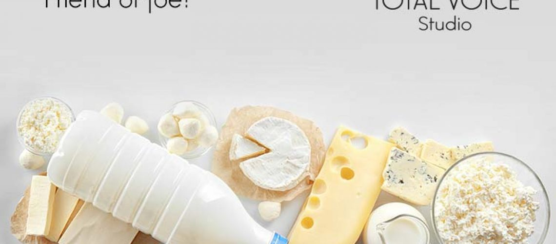 Dairy products - mild and cheese