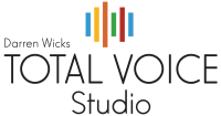 Total Voice Studio logo